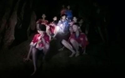 As 13 Crianças de Deus e a Caverna da Tailândia – Geração Índigo e Cristal sob Pressão