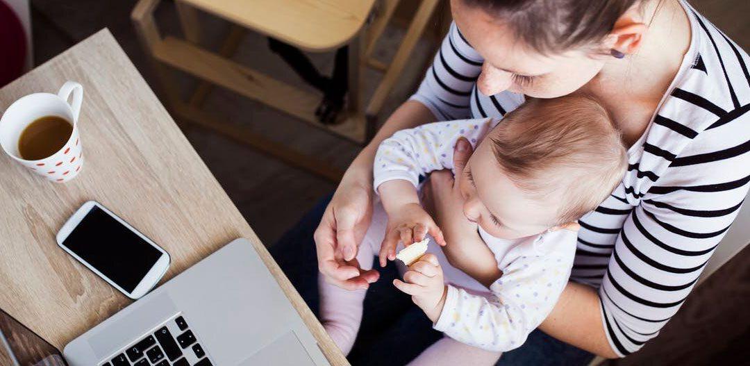 O desafio da Maternidade numa época tão Tecnológica