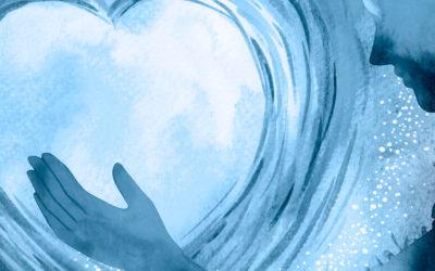 O que significa vibrar constantemente o amor incondicional e como será viver na quinta dimensão?